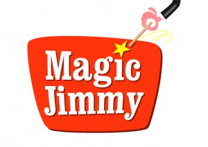 Goochelaar Magic Jimmy logo