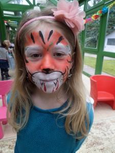 lieve tijger